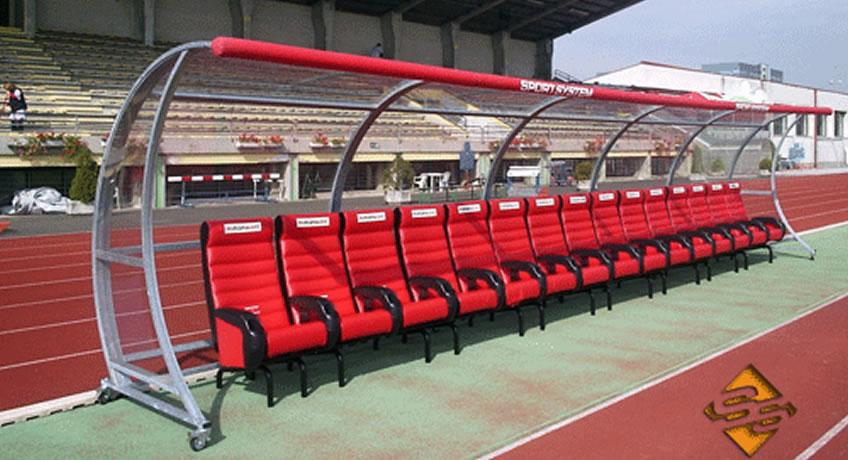 instalacion equipamiento futbol profesional: