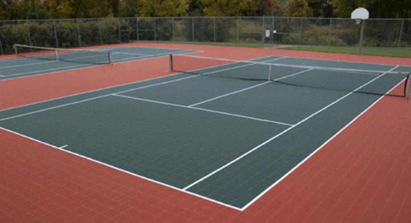 pisos deportivos para exteriores sistema de baldosas de